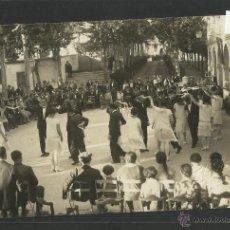 Postales: POSTAL FOTOGRAFICA POSIBLEMENTE LA PUDA DE MONTSERRAT - SELLO EN SECO FOTO ART BARCELONA- (2605). Lote 42139086