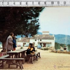 Postales: POSTAL RESTAURANTE TÍPICO-LA MOIXETA-JUNCOSA DE MONTMELL-VENDRELL-TARRAGONA. Lote 42159380