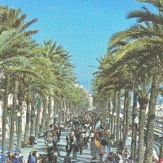 Postales: POSTAL - BARCELONA BADALONA RAMBLA - NO CIRCULADA . Lote 42178771