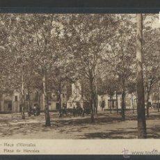 Postales: REUS - PLAÇA D´HERCULES - FOT. VALVENY- ED. EL SOL - MUMBRU -(2662). Lote 42195587
