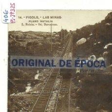 Postales - (PS-39325)POSTAL FOTOGRAFICA DE FIGOLS-LAS MINAS.PLANO NATALIA - 42217776