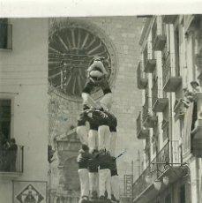 Postales: XIQUETS DE VALLS (BARCELONA).- EL QUATRE DE VUIT. Lote 42234986