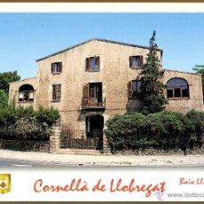Postales: POSTAL CORNELLA DE LLOBREGAT - MASIA DE CAN MARAGALL. Lote 136289317