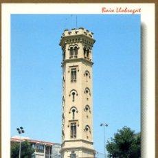 Postales: POSTAL CORNELLA DE LLOBREGAT - TORRE DE LA MIRANDA. Lote 136289246