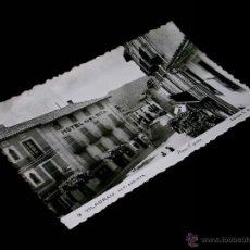 Postales: POSTAL ORIGINAL VILADRAU, PLAÇA PLAZA ESPAÑA, HOTEL CASA RITA; ARMENGOU.. Lote 42347326