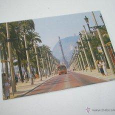 Postales: POSTAL-ESPAÑA-BARCELONA-PASEO DE COLÓN-1980-CIRCULADA-.. Lote 42483762