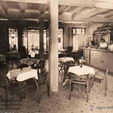 Postales: SALOU. HOTEL BALNEARIO LA TERRAZA. CHINCHILLA. Lote 42506271