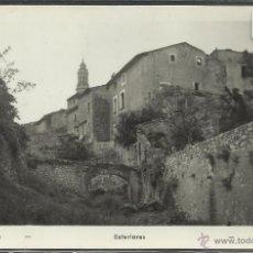 Postales: ALFORJA - EXTERIORES - FOTOGRAFICA - (20750). Lote 42547451
