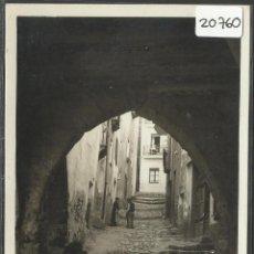 Postales: ALFORJA - 18 - ESCALA DEL COR - FOTOGRAFICA RAIMOND - (20760). Lote 42547651