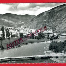 Postales: POSTAL, PALLARS, LERIDA, SORT, VISTA GENERAL, P92769. Lote 42590596