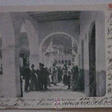 Postales: CADAQUES - UN DETALLE DE LOS ARCOS 1903. Lote 42773738