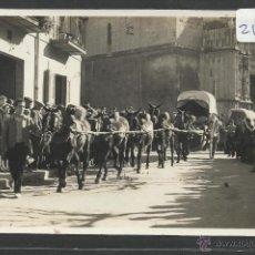Postales: VILAFRANCA DEL PANADES - FOTOGRAFICA CUYAS - VER REVERSO - (21152). Lote 42778400