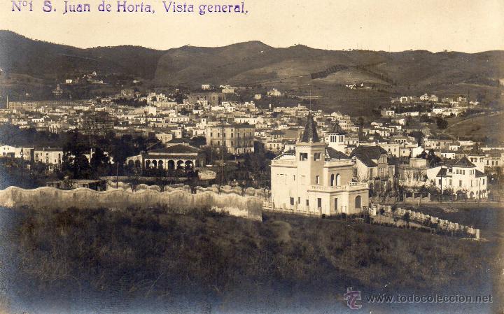 HORTA. 1 VISTA GENERAL. FOTOGRÁFICA (Postales - España - Cataluña Antigua (hasta 1939))