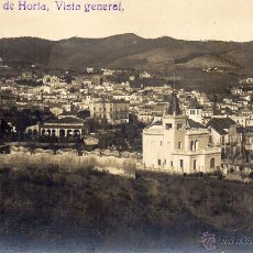 Postales: HORTA. 1 VISTA GENERAL. FOTOGRÁFICA. Lote 42816039