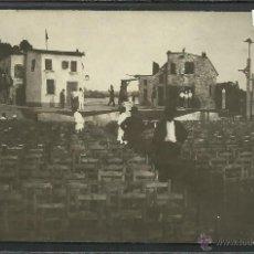 Postales: LLORET DE MAR - FOTOGRAFICA - ESPECTACLES DEMON -FOT . E. XIFRA - (3142) . Lote 42851830