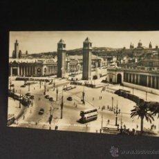 Postales: POSTAL - PARQUE DE MONTJUICH, ENTRADA PRINCIPAL - BARCELONA - . Lote 42874239