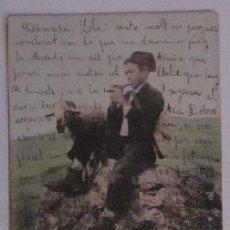 Postales: ANTIGUA POSTAL DE CAMPRODON - AÑO 1908. Lote 42912130
