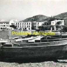 Postales: (A04233) PORT DE LA SELVA - PLAYA Y EMBARCADERO - SOBERANAS Nº298. Lote 42914257