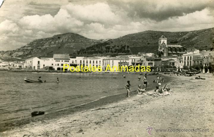 (A04240) PORT DE LA SELVA - PLAYA - CAMPAÑA Nº2303 (Postales - España - Cataluña Antigua (hasta 1939))