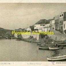 Postales: (A04303) PUERTO DE LA SELVA - LA RIBA Y LLOIA - LLENSA Nº7. Lote 42916508