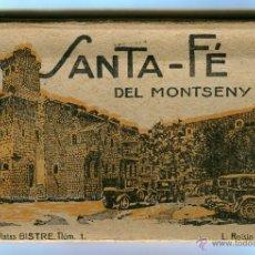 Postales: SANTA-FE DEL MONTSENY ACORDEON Nº 1 DE 10 POSTALES L. ROSIN. Lote 42948256