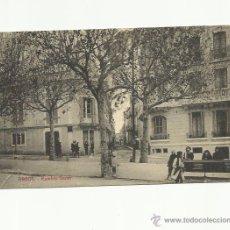 Postales: POSTAL FOTGRAFICA, ARBOS , RAMBLA GENER.. Lote 42985076