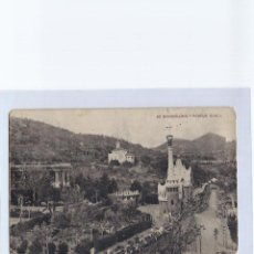 Postales: BARCELONA, PARQUE GUELL. Lote 42997369