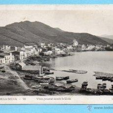 Postales: PORT DE LA SELVA. 19 VISTA GENERAL.LLENSA. Lote 43038409