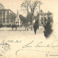 Postales: BARCELONA - PLAZA PALACIO.. Lote 43043139
