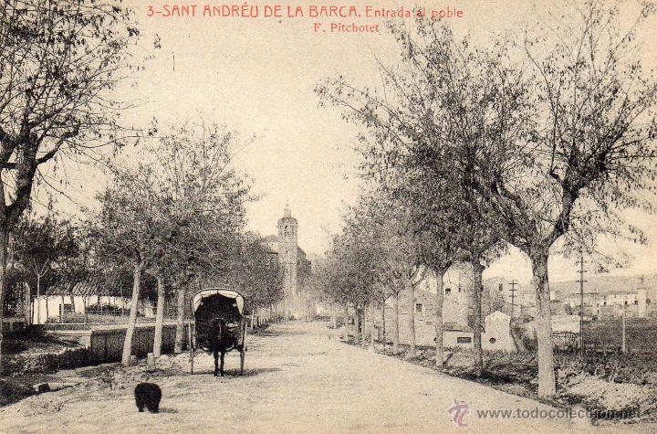 Sant Andreu De La Barca 3 Entreda Alpoble Pitchotet