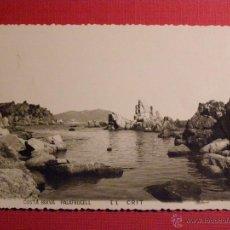Postales: POSTAL - PALAFRUGEL - GERONA - P. 16 - EL CRIT - ESCRITA - 1953 -. Lote 43156822