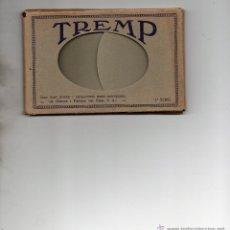 Postales: TREMP. ESTUCHE CON 20 POSTALES. COMPLETO. GORDÓ. Lote 43159993