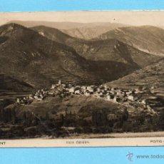 Postales: TUIXENT. VISTA GENERAL. FOTO CANO. Lote 43161904