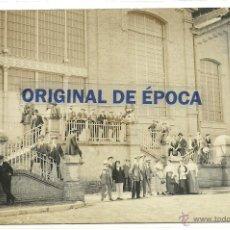 Postales: (PS-40034)POSTAL FOTOGRAFICA DE CORNELLA-COMPAÑIA DE AGUAS. Lote 43256487