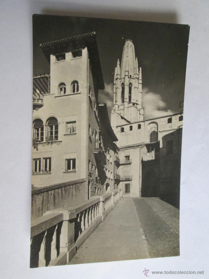 GERONA SUBIDA DE SAN FELIX 78 (Postales - España - Cataluña Moderna (desde 1940))