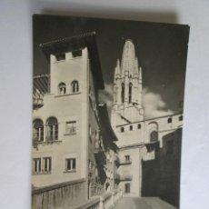 Postales: GERONA SUBIDA DE SAN FELIX 78. Lote 43300723