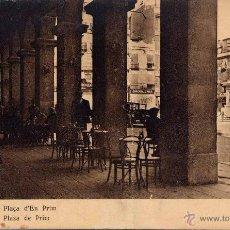 Postales: REUS (TARRAGONA).- PLAZA DE PRIM. Lote 43467387