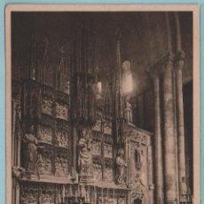 Postales: TARRAGONA CATEDRAL ALTAR MAYOR SIN CIRCULAR . Lote 43497327