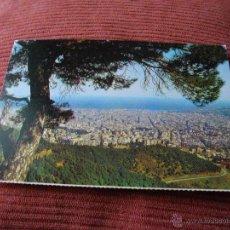 Postales: POSTAL DE BARCELONA VISTA GENERAL VER LAS 2 FOTOS MAS POSTALES EN MI TIENDA. Lote 43509464