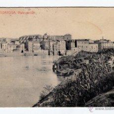 Postales: TORTOSA VISTA PARCIAL FOTOTIPIA THOMAS ESCRITA Y CIRCULADA . Lote 43521885