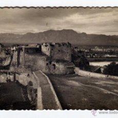 Postcards - TORTOSA CASTILLO DE LA ZUDA ED. GARCIA GARRABELLA ESCRITA LEER NOTA - 43527015