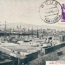 Postales: BARCELONA - BARCELONETA, MUELLE.. Lote 43584681