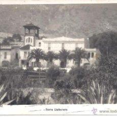 Postales: PS4507 CABRILS 'TORRE LLOBATERA'. POSTAL FOTOGRÁFICA. CIRCULADA EN 1945. Lote 43620710
