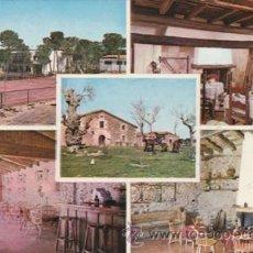 Postales: VIDRERAS - MAS FLASSIA - RESTAURANTE - AÑO 1967 - NUEVA -. Lote 43635411