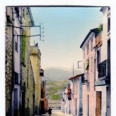 Postales: BOT VISTA PARCIAL LABORATORIO GARVILLA ZARAGOZA COLOREADA ESCRITA. Lote 43643431