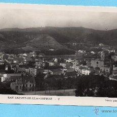 Postales: SAN ANDRES DE LLAVANERAS. 2 VISTA PARCIAL. Lote 43671737