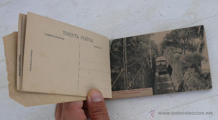 Postales: LIBRO TACO CON 17 POSTALES TIBIDABO BARCELONA AÑOS 20 L. ROLSIN - Foto 2 - 43707255
