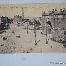 Postales: BARCELONA. ARCO DE TRIUNFO.. Lote 43735236
