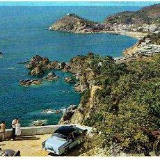 Postales: POSTAL, TOSSA DE MAR, CIRCULADA CON SELLO. Lote 43780767