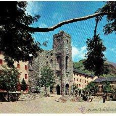 Postales: POSTAL DE NURIA, CIRCULADA EN 1967 CON SELLO . Lote 43781085